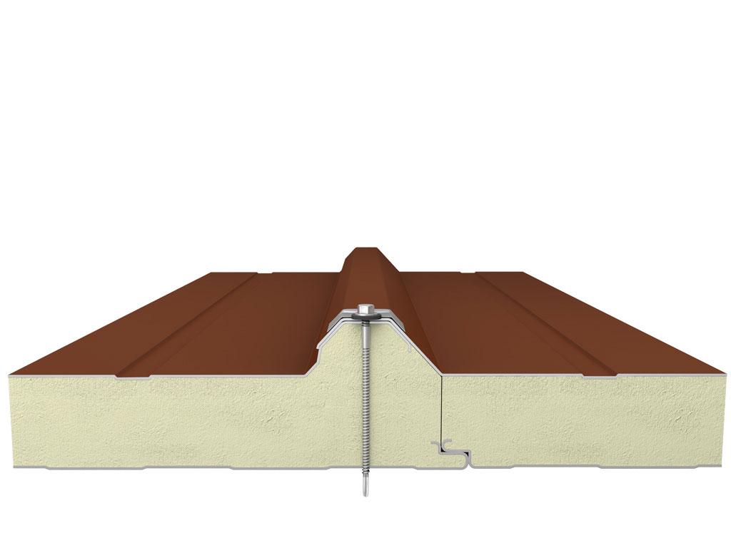 ساندویچ پانل سقفی - پانل دیپلمات - تولید کننده انواع ساندویچ ...