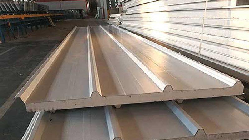 تولید ساندویچ پانل سقفی